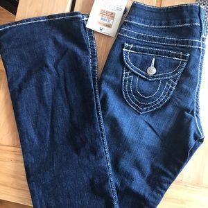 True Religion Women Boot Cut Jeans